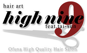 hair art high nine9 feat,tai-sun